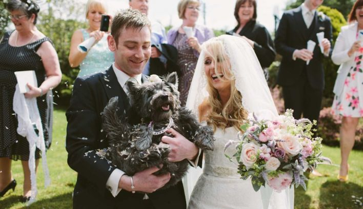 Kerry And Mark's Fairytale Real Wedding In Northern