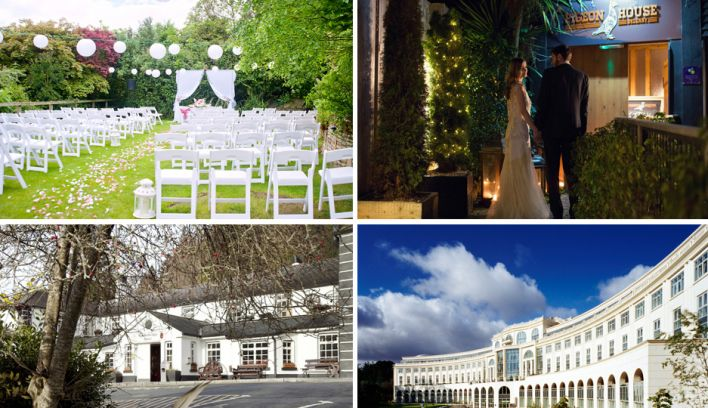 The Fab Four Awesome Wicklow Wedding Venues