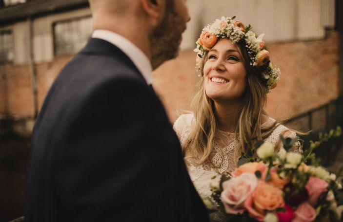 Lizanne and Michael's floral infused Millhouse wedding