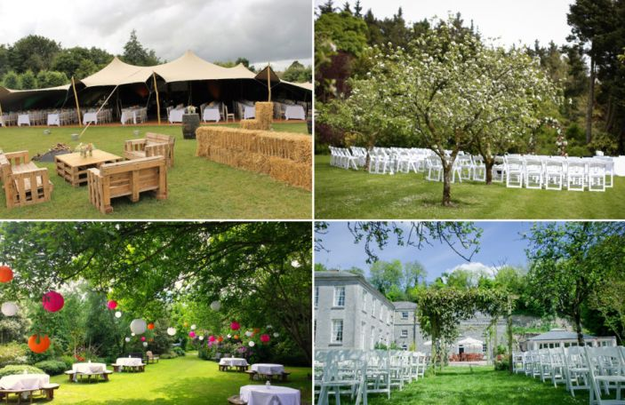 Outdoor Wedding Venues in Ireland - Your Questions, Answered!