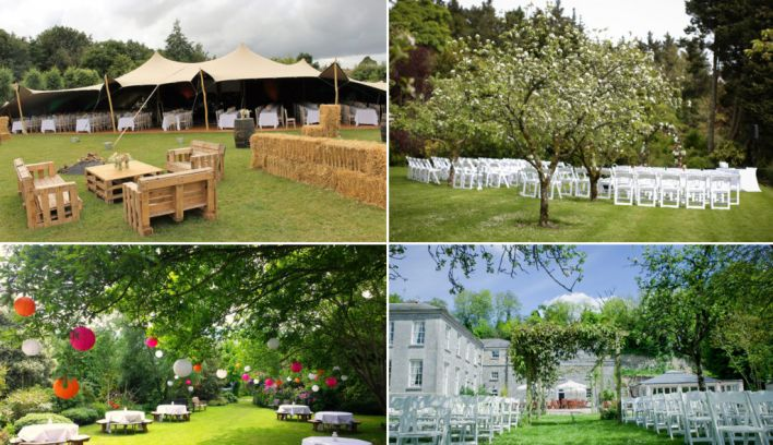 Outdoor Wedding Venues In Ireland