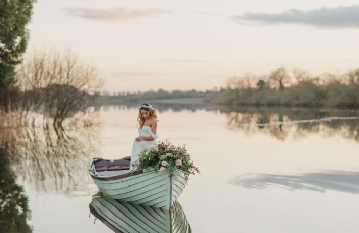 Come Away With Me: Dream Wedding Dresses at Lough Rynn Castle