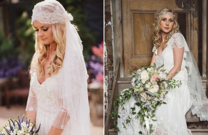 The Fab Four: Wedding Makeup Edition