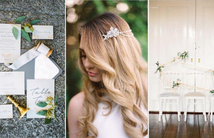 A Love Less Ordinary: Fab bridal fashion at Summerhill House