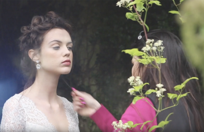 WATCH: Stunning wedding dresses at Leixlip Manor and Gardens