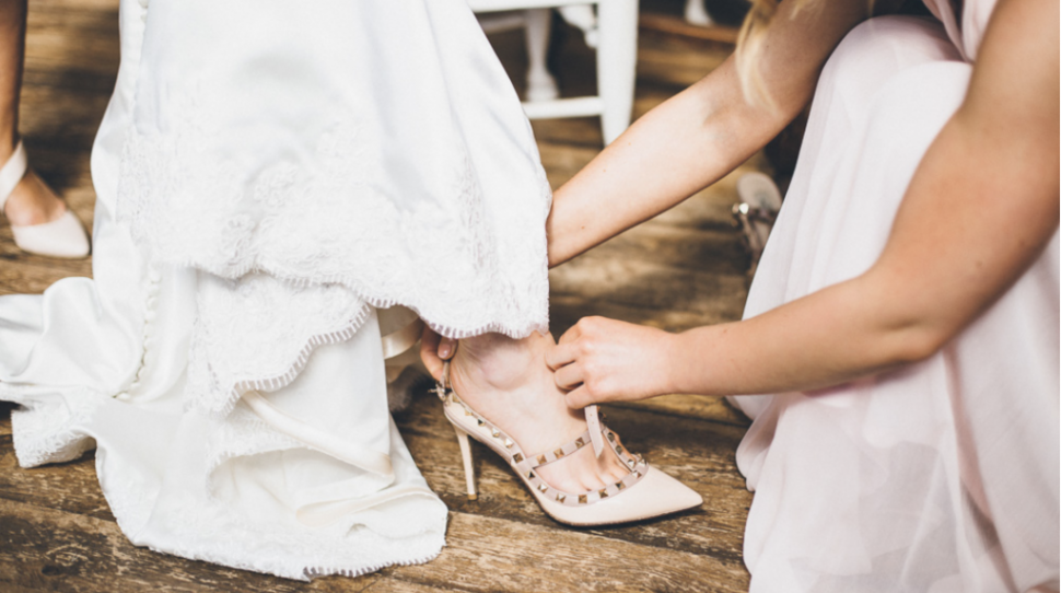 Sole Mates: 14 gorgeous wedding shoes for every budget
