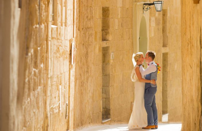 Destination Weddings Week 2018: Getting married in Malta