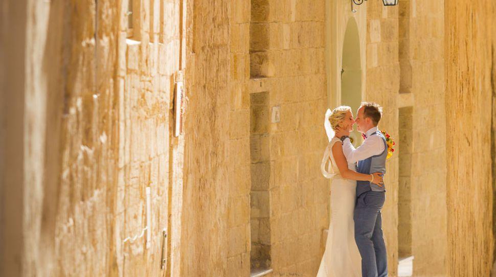 Destination Weddings Week 2018: Getting married in Malta