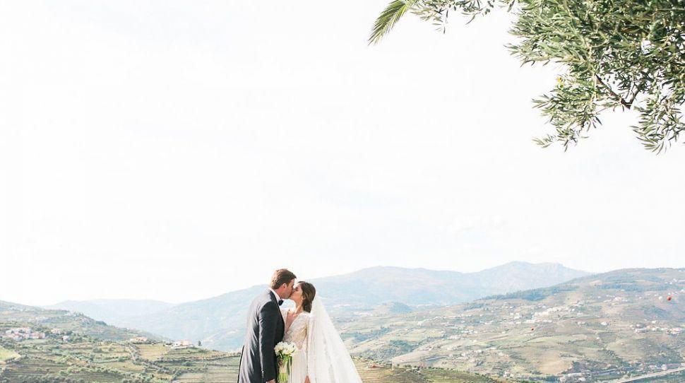 Destination Weddings Week 2018: Getting married in Portugal