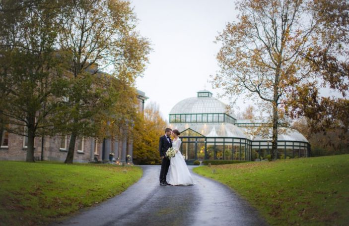 Danielle and Brendan's stunning wedding at Kilshane House
