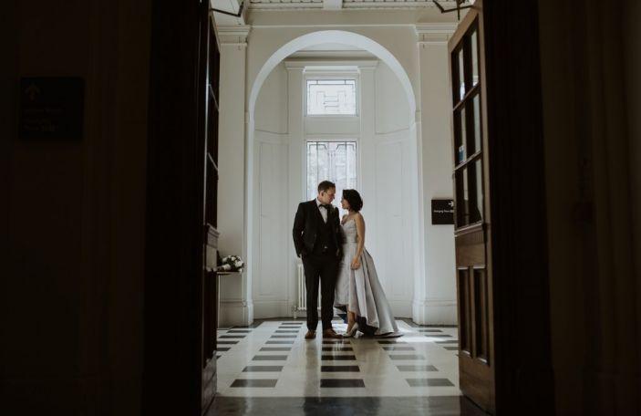 Alternative Belfast Wedding for Leigh and Neill