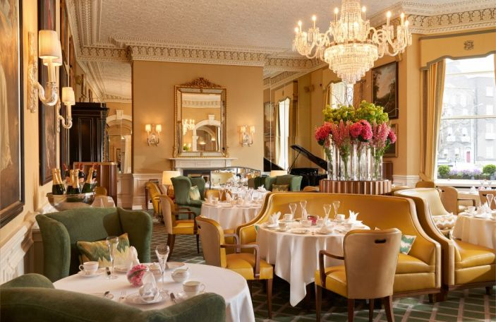 WIN! Afternoon tea and two places at invitation-only Wedding Forum at The Shelbourne Hotel