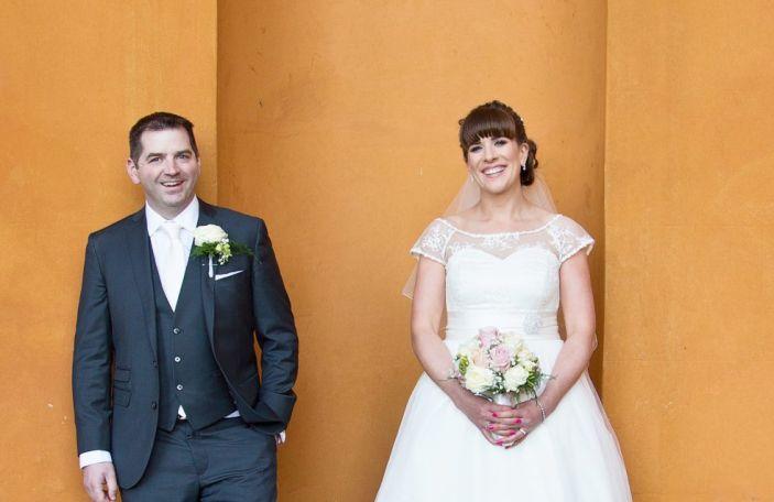 Katie and Conal's Celbridge Manor Wedding