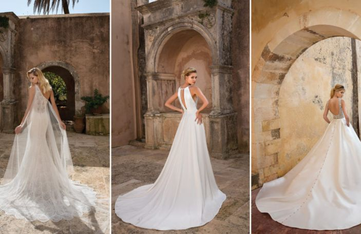 The Justin Alexander collection 2019 dresses, and where to get them in Ireland