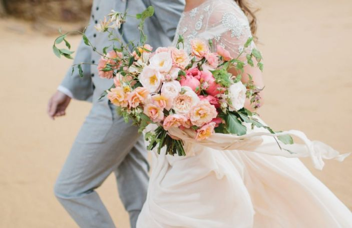 Summer Wedding Bouquets We're Obsessing Over