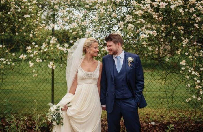 Jenny and Jonathan's dreamy Borris House Wedding