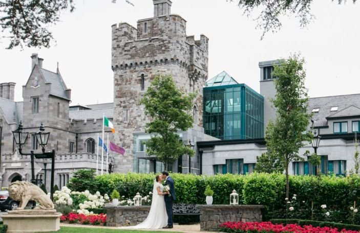 Diary Date: Clontarf Castle's April Wedding Afternoon, 22nd April