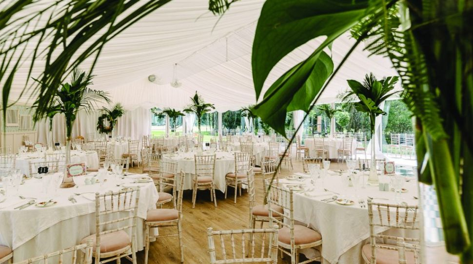 Advice on planning the perfect wedding from our venue of the month Ashley Park House