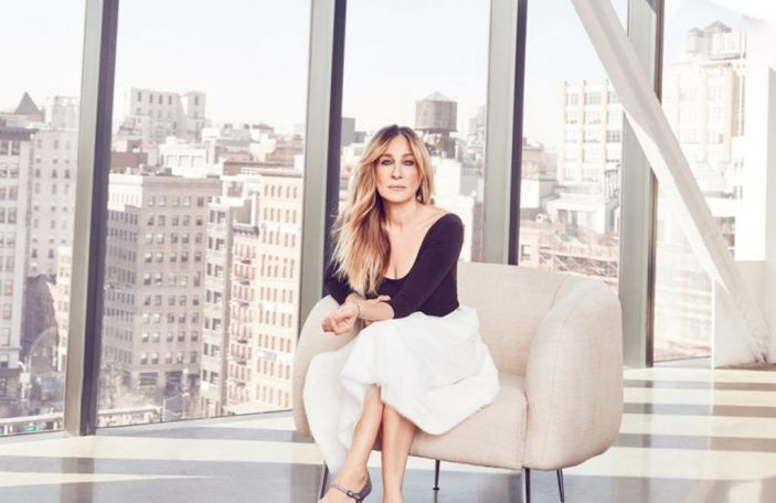 SJP by Sarah Jessica Parker: modern bride's prayers have been answered
