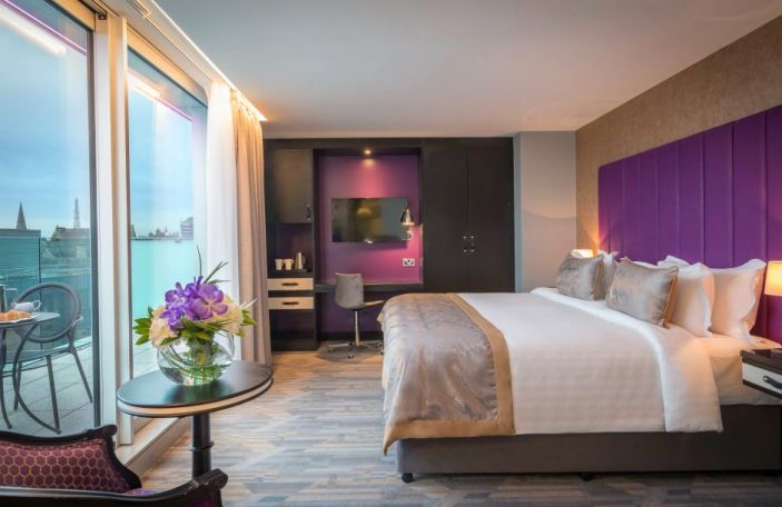 WIN! Overnight stay with dinner at Trinity City Hotel