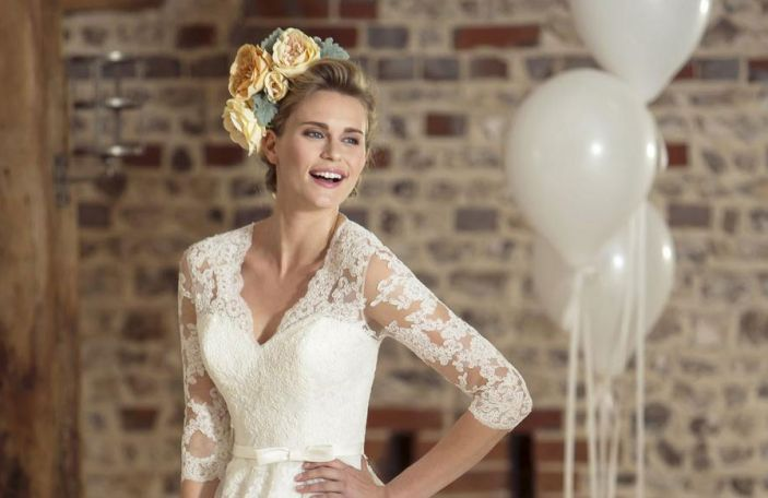 4 dream wedding dresses for under €1,100 from Smart Brides