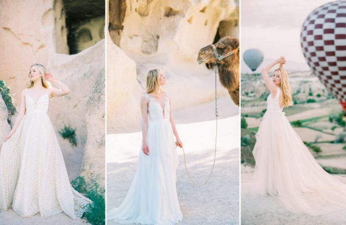 9 dream wedding dresses from Bridal of the Month June, Beau Bride