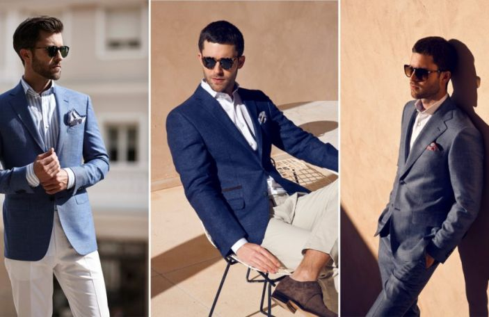 Menswear style guide: What to wear to a summer wedding