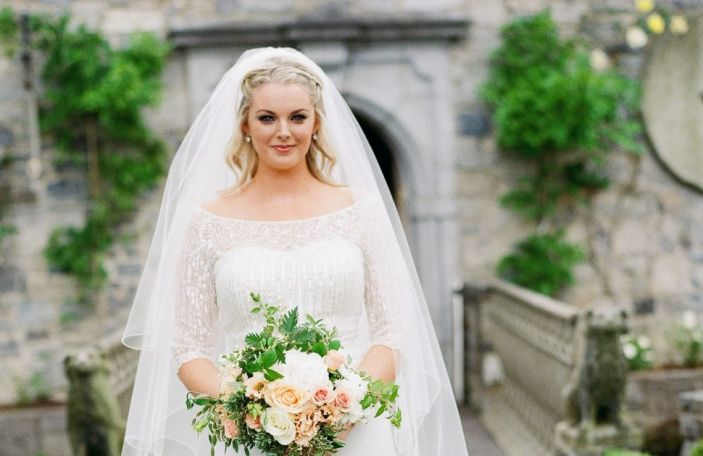 What style wedding dress suits your body shape?