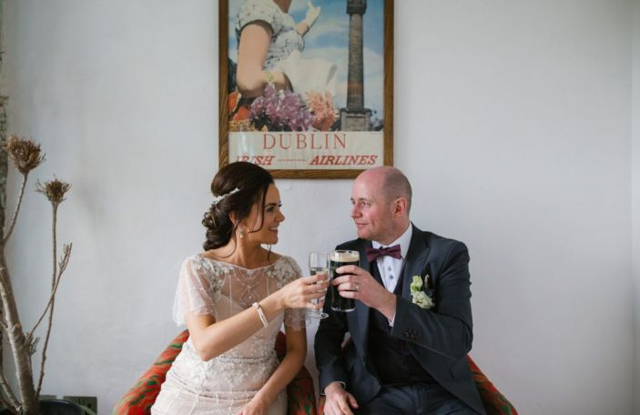 Sinead and Keith's beautiful Bellinter House wedding