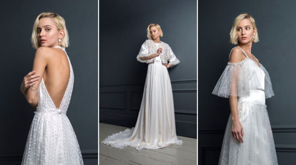 Halfpenny London Introduce a Stunning New Bridal Collection