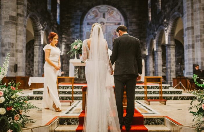 Everything you need to know about planning a church wedding ceremony