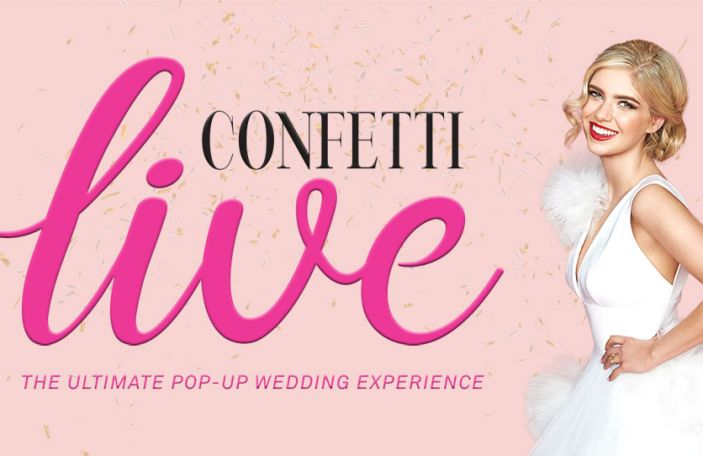 Introducing, Confetti Live!