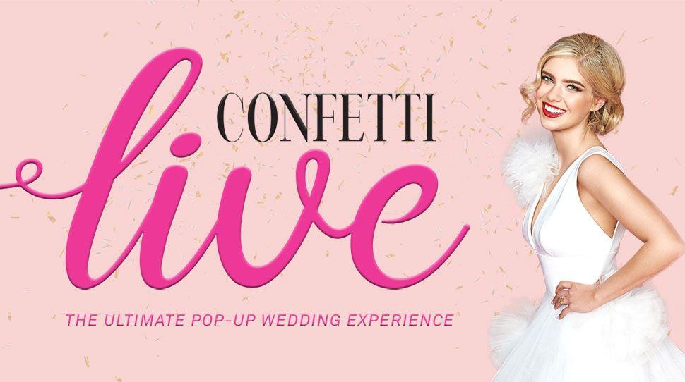 Introducing, Confetti Live!