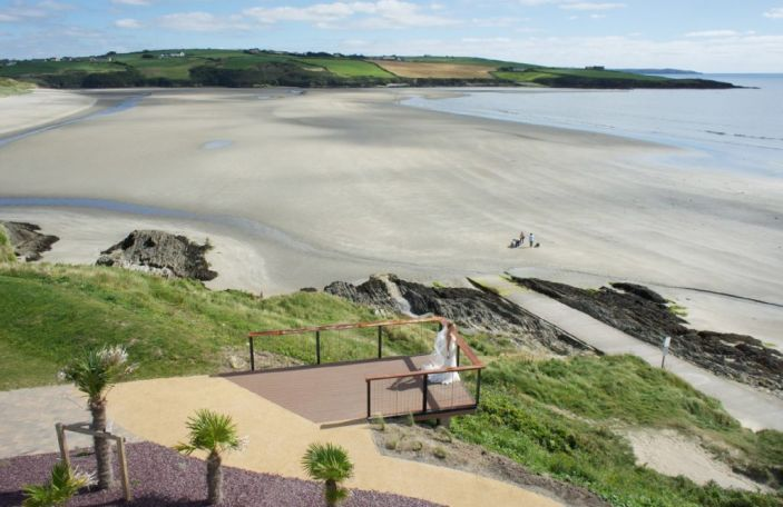 Venue of the Month September 2018 - Inchydoney Island Hotel and Spa