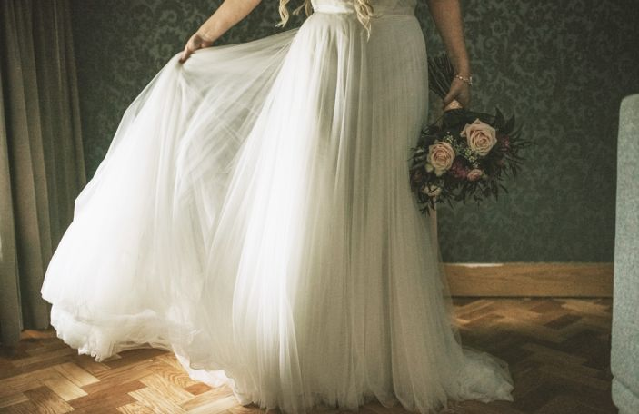 Wedding Dress Alterations: What to expect and where to go