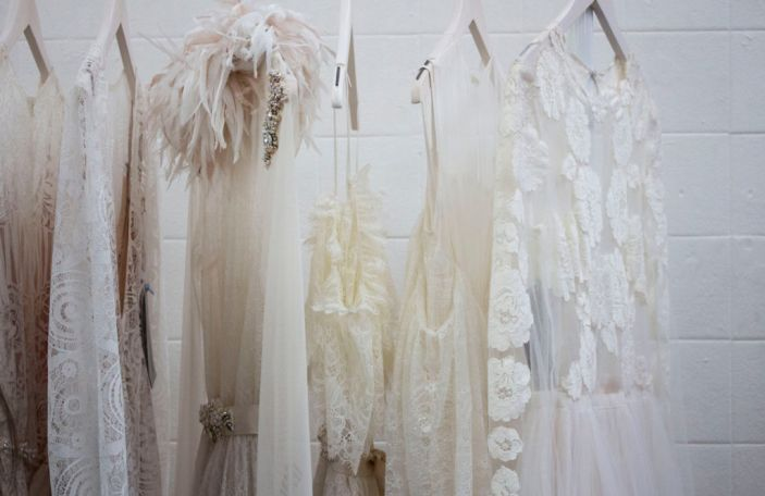 Five Wedding Dress Trends We're Loving Right Now