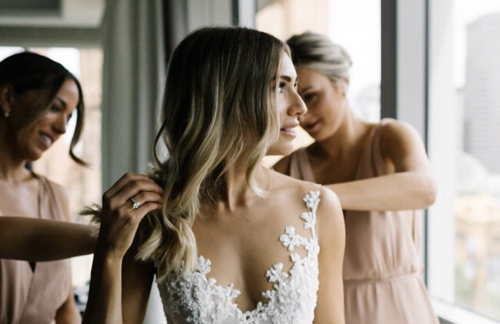 7 common mistakes brides make when wedding dress shopping