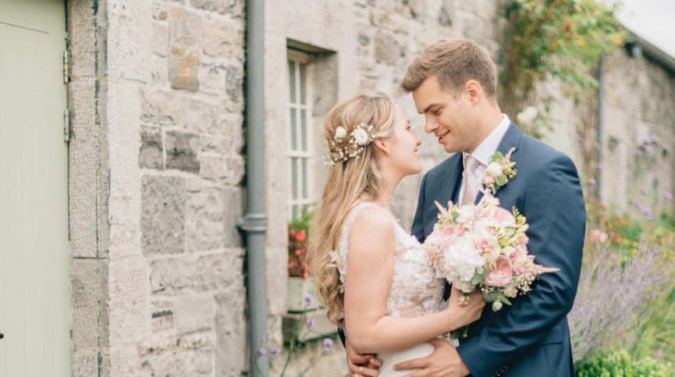 Meadhbh And Tom's Pastel Party At Ballymagarvey Village, Co. Meath