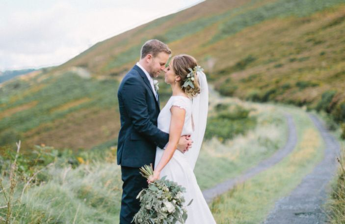 Jennifer And Donal's Sunny Wedding Day At Cliff At Lyons, Co. Kildare