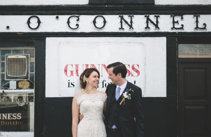 A Relaxed Wedding For Meghan And Chris At Bellinter House, Co. Meath