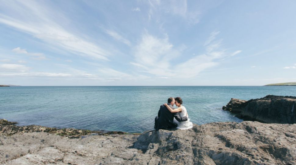 5 places to take fab wedding photos at Inchydoney Island Hotel and Spa