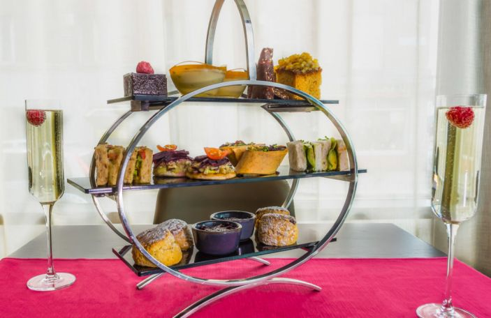 WIN: Fancy Pants Afternoon Tea for Six in The Morrison Hotel