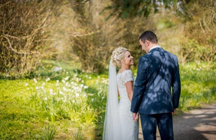 Cindy and Eoin's Beautiful Clanard Court Wedding