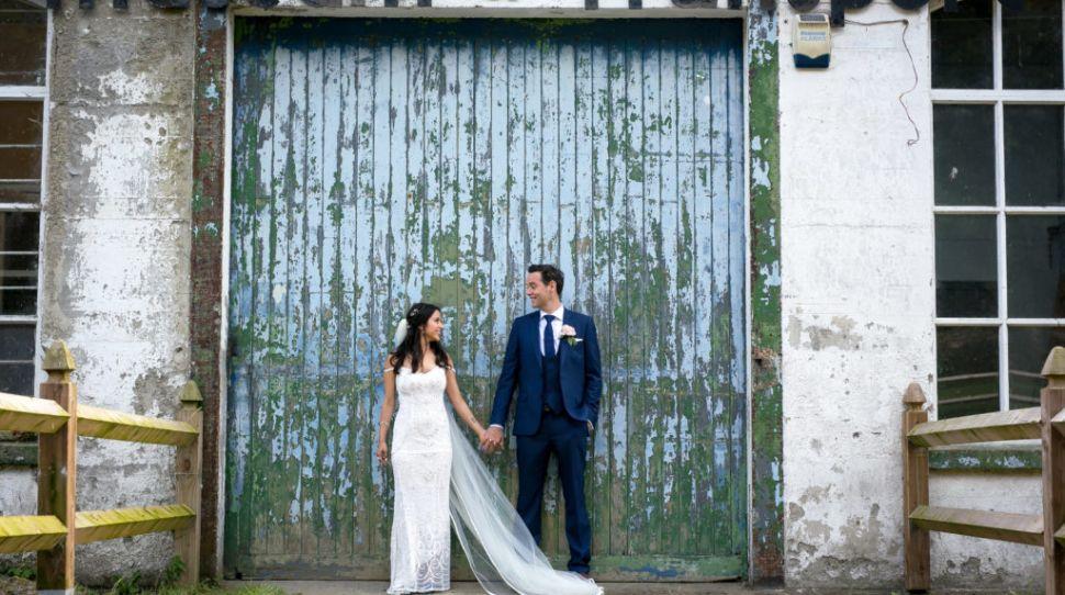 13 Gorgeous Wedding Photo Setups at The Millhouse, Slane