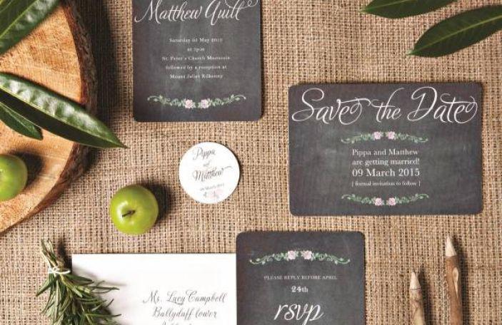 Gorgeous bridal stationery inspiration
