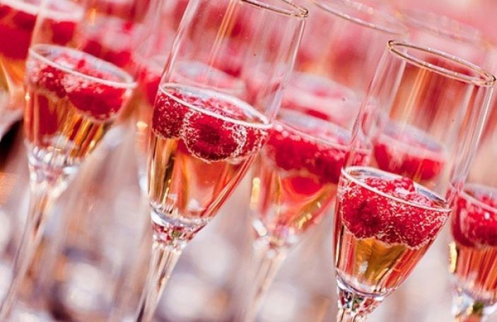 Bubbles and Fun at the Confetti Creative Awards With Black Tower Pink Bubbly!