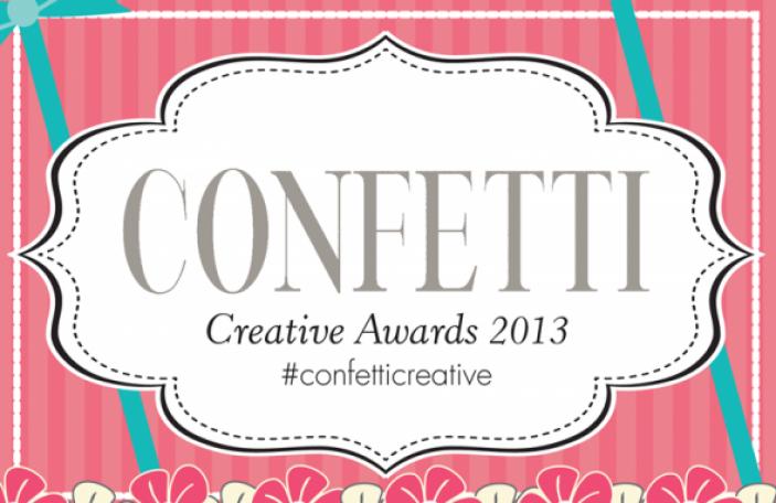 Introducing the Confetti Creative Awards 2013