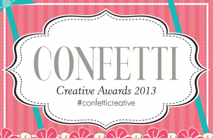 Introducing the Confetti Creative Awards 2013