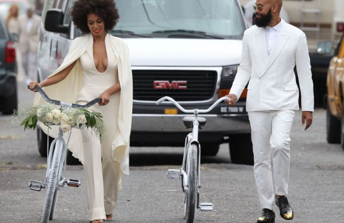 Trousers On A Bride – Would You?
