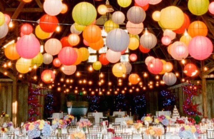Wedding Trends 2017: Paper Décor Ideas